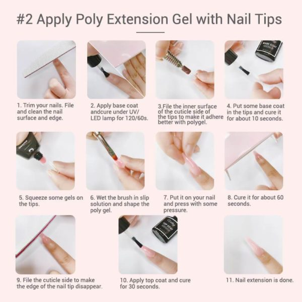 apply-polygel-with-nail-tips